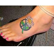 15 Best Peace Sign Tattoos