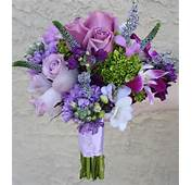 This Bouquet Includes Fresh Lavender With Lots Of Scent Along