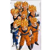Super Saiyans Without Broly And Gogeta  Dragon Ball Z Photo 2005141