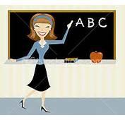 Happy Teacher Cartoon Images &amp Pictures  Becuo
