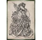 Cool Tattoo Zone Japanese Geisha Designs Gallery