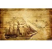Ancient Map Of Pirates Desktop Wallpaper  E Entertainment