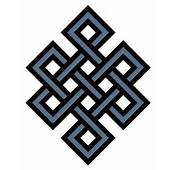 Theintertwining Of Linesin The Eternal Knot Is Said To Symbolize