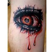 25 Graceful Scary Tattoos  SloDive