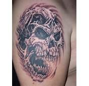 Evil Skull Tattoos – Designs And Ideas