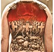 Metallica Master Of Puppets Tattoo