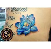 Lotus Flower Tattoo Realistic Oswaldo AmezquitaFlor De Loto Tatuaje