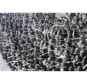 World War II Pictures In Details Picture Of People Giving A Nazi