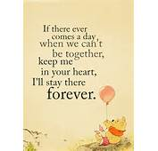Winnie The Pooh Quote »