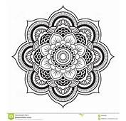Mandala Royalty Free Stock Image  23828936