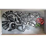 Graffiti Tattoo Style By Thewritebros On DeviantArt