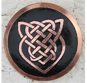 The Shield Celtic Knot Is A Symbol For Protection  Ancient Celts