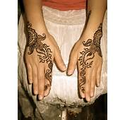 The Fashion Time Simple Mehndi Designs For Fingers