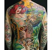 Tattoo By Jee Sayalero Of A Pin Up Pirate Girl In New School Style