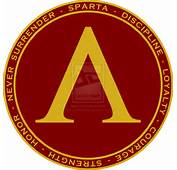 Spartan Shield Designs Sparta Maroon And Gold