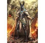Anubis By King043 On DeviantArt