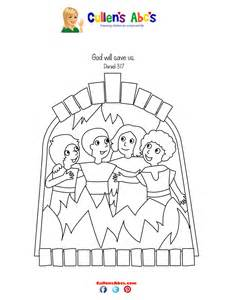 Shadrach Meshach And Abednego Coloring Pages. Abednego. View Original ...