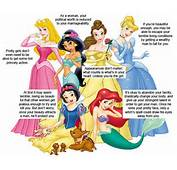 What Has Disney Taught You Does Teach Your Little Girls