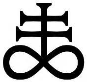 Alchemy Sulfur Symbol Used By Satanistsgif
