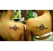 30 Impressive Mother Daughter Tattoos  CreativeFan