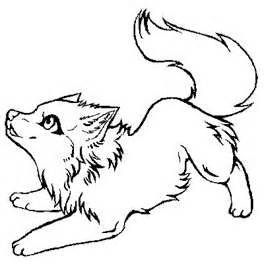 Image - Wolf coloring page.jpg - Animaljam Rush Wiki