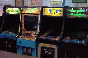 Vintage <b>Arcade</b> Game...