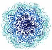 Blue Shades Mandala  Flickr Photo Sharing