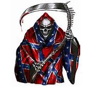 Cool Rebel Flag Backgrounds  Confederate Reaper By