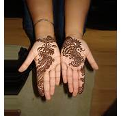 Mehndi Designs Simple For Kids
