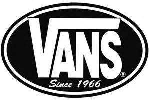 vans logo Colouring Pages