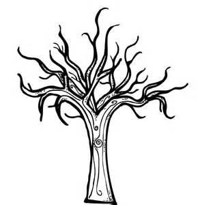 Bare Tree With Roots - ClipArt Best