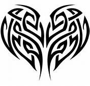 Tattoo Gallery Rose Sacred Broken Celtic Tribal Heart Tattoos