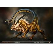 Mythical Creatures Chimera  Description History Sightings And
