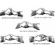 Fanatic For Jesus Billy Grahams Collection Of Masonic Handshakes And