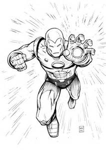 IRON MAN COLORING PAGES | Coloring Pages Printable