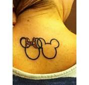 Disney Tattoos – Designs And Ideas