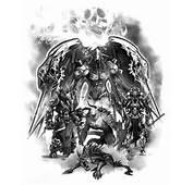 Angels N Demon Tattoo Design  Tattoobitecom