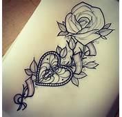 Flower Tattoo  Tumblr We Heart It