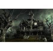 Haunted House  Halloween Wallpaper 16050692 Fanpop