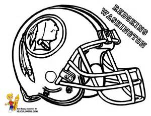 ... _Washington_Redskins_football_coloring_at_coloring-pages-book-for