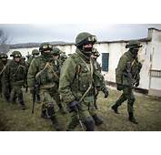 Crimea Leader Says 11000 Pro Russian Troops In Control Of Peninsula