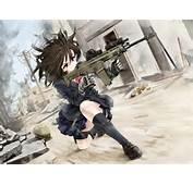 Yandere 212583 Gun Omaru09 Seifuku
