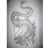 Dragon Tattoo Design By On DeviantArt