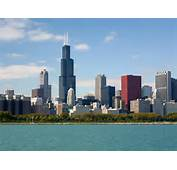 All World Visits Chicago Skyline