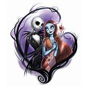 Nightmare Before Christmas Jack And Sally By Daekazu