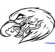 Eagle Tattoo Step By Tattoos Pop Culture FREE Online Drawing