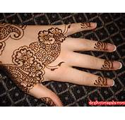 Beautiful Designs Hand Mehndi