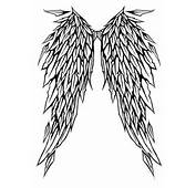 Angel Wings Tattoo Design By Natzs101 Designs Interfaces