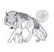 Anime Wolf By Willowwispwolf On DeviantArt