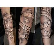 Music Tattoos For Men  Ideas And Inspiration Guys